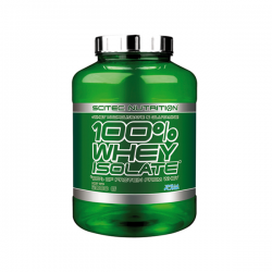 Scitec 100% Whey Isolate 2000g Vanilla