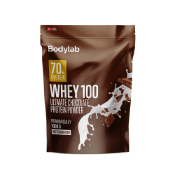 Bodylab Whey 100 1000g Ultimate Chocolate