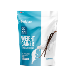 Bodylab Weight Gainer 1500g Vanilla Milkshake