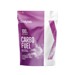 Bodylab Carbo Fuel 1000g Neutral